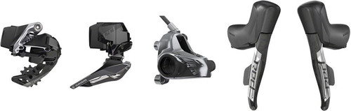 SRAM Red eTap AXS 2x 12spd HRD Kit