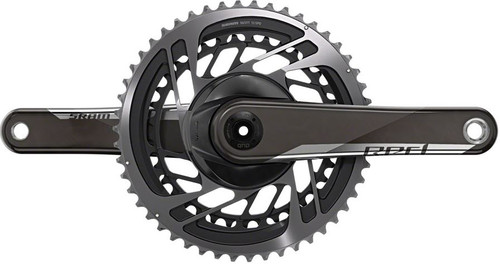 SRAM Red AXS 2x 12spd Crankset