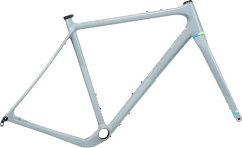 Open WI.DE Gravel Frameset Grey