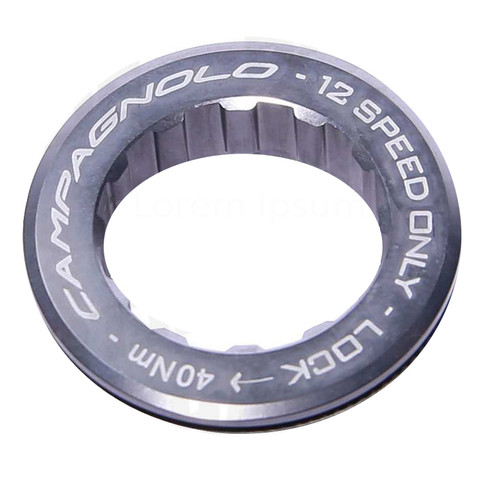 Campagnolo Cassette Lock Ring 12 Speed
