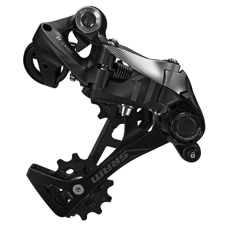 SRAM X01 11 Speed Black Type 2.1  Rear Derailleur
