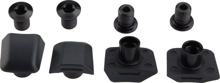 Shimano Ultegra 6800 Crank Fixing Bolts Set of 4 for Cross Chainring