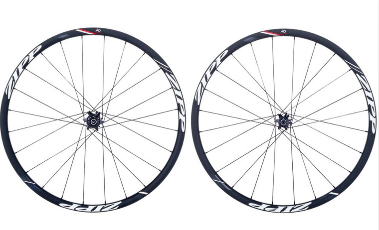 Zipp 30 Course Disc Brake Tubeless Clincher Wheelset