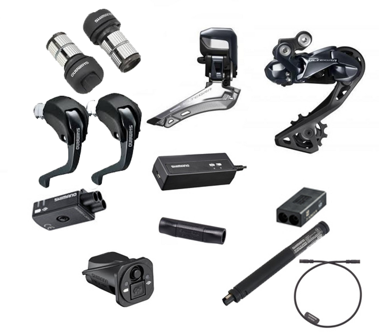 Shimano Ultegra 8050 Di2 TT/Tri Upgrade Kit