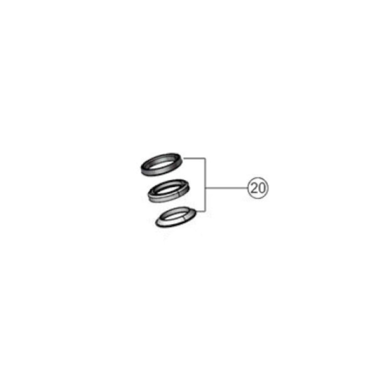 Wilier Cento 10 Air Headset Bearings
