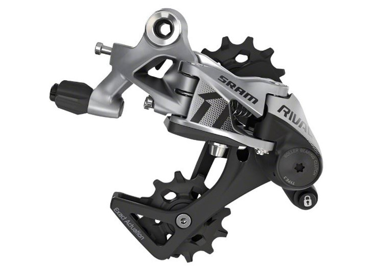 SRAM Rival 1 Type 3.0 Medium Cage Rear Derailleur