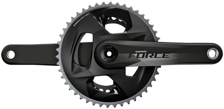 SRAM Force AXS 2x Crankset