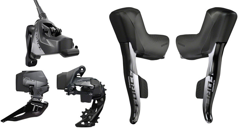 SRAM Force eTap AXS 2x 12spd HRD Groupset