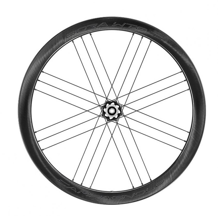 Campagnolo Bora WTO 45 Two Way Fit Disc Brake Wheelset (Dark Label)