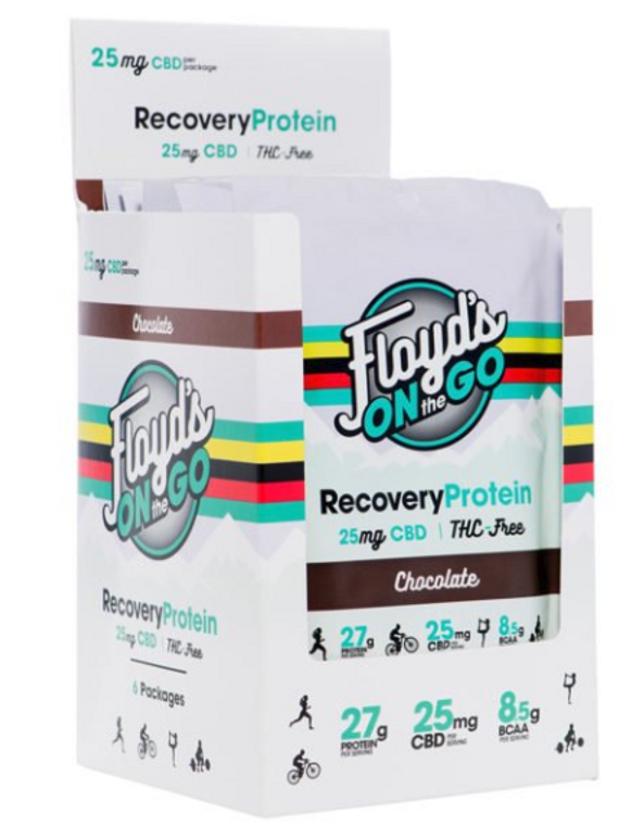 Floyd's On-the-Go Recovery Protein