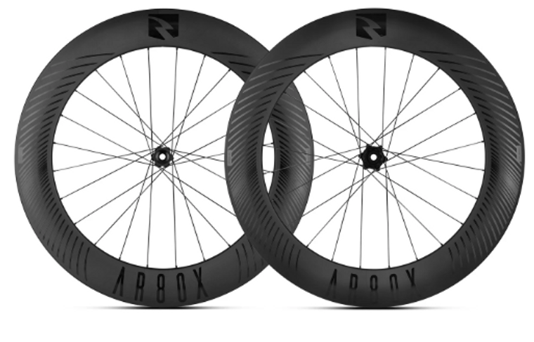 Reynolds AR 80 X Disc carbon clincher