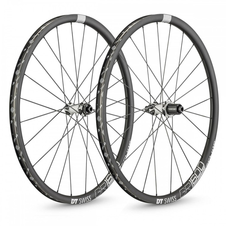 DT-Swiss GR-1600 Spline 25 650b Gravel Wheelset