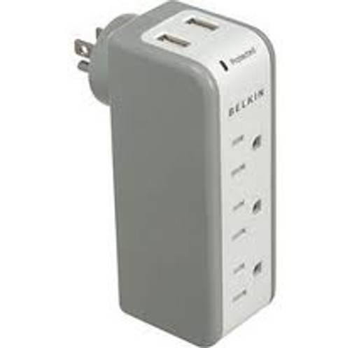 Belkin USB charger and mini power-bar
