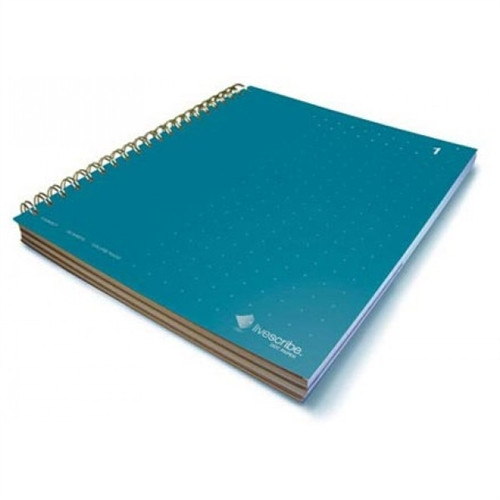 "ANA-00024 - 3-Subject Notebook 1 (large 8.5x11"")"
