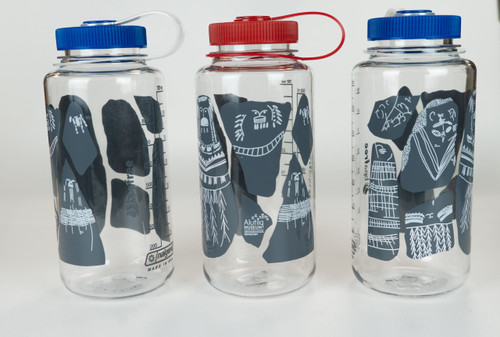 Talking Rock Water Bottle