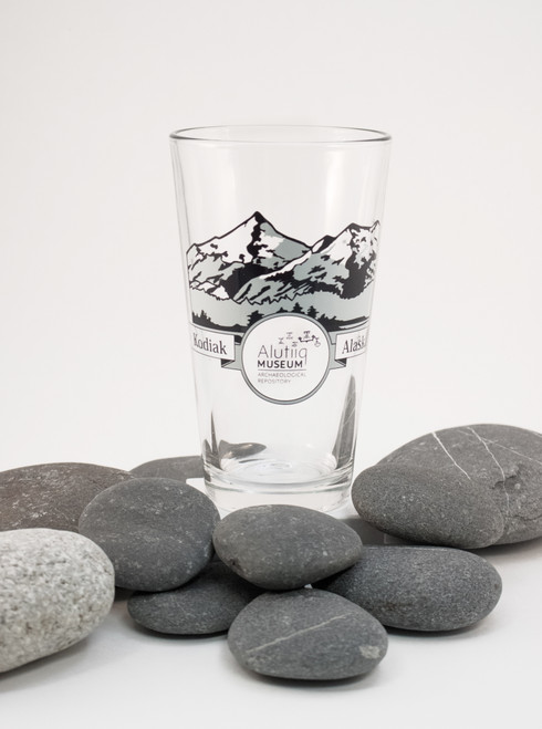 Kodiak Pint Glass