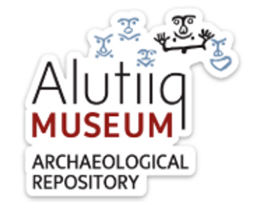 Sticker Alutiiq Logo