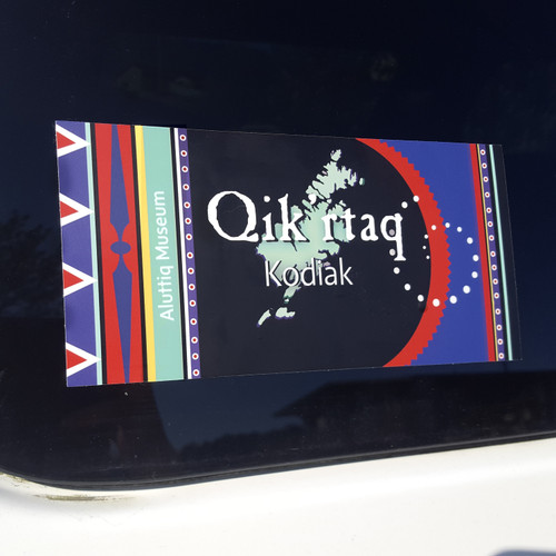 $5 Bumper Sticker Qik'rtaq