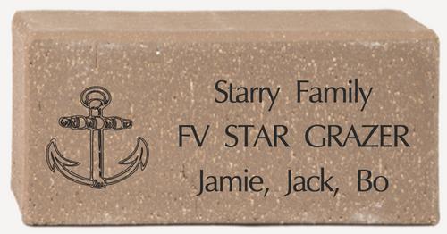 Family Brick Example