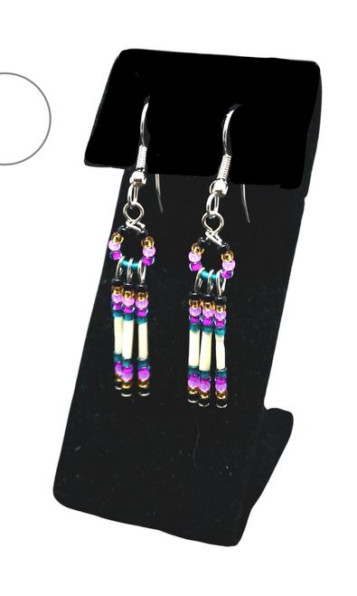 NB $15 Quill Earrings