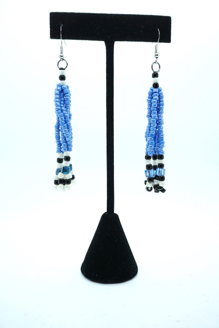 Suqpiaq Beaded Earrings