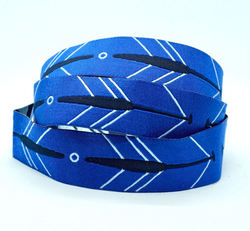 Craft Ribbon- Blue