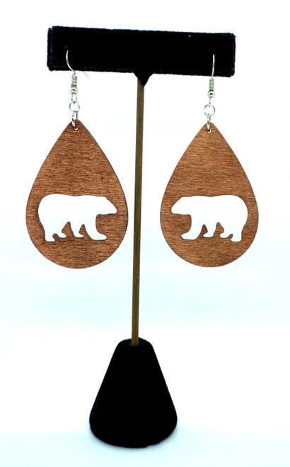 BirchWood Earrings