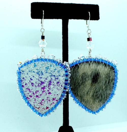 Alaskan Shield Earrings