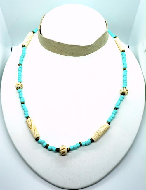 Leather & Bone necklace