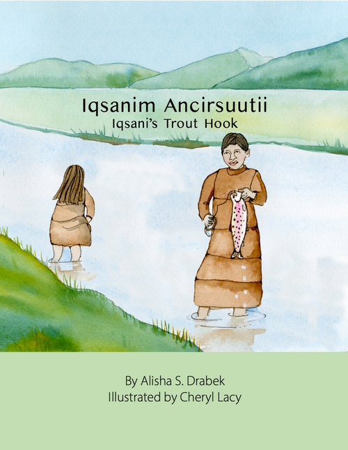 Iqsani's Trout Hook