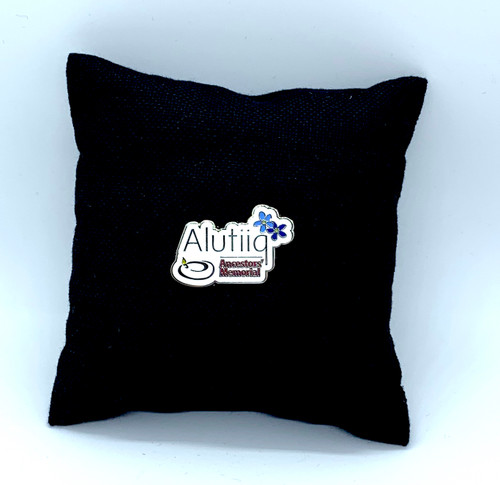 Alutiiq Ancestors' Memorial Pin