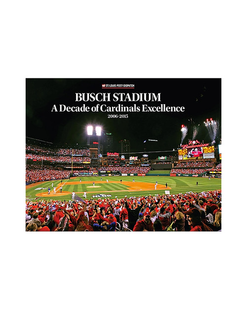 Busch Stadium: A Decade of Excellence