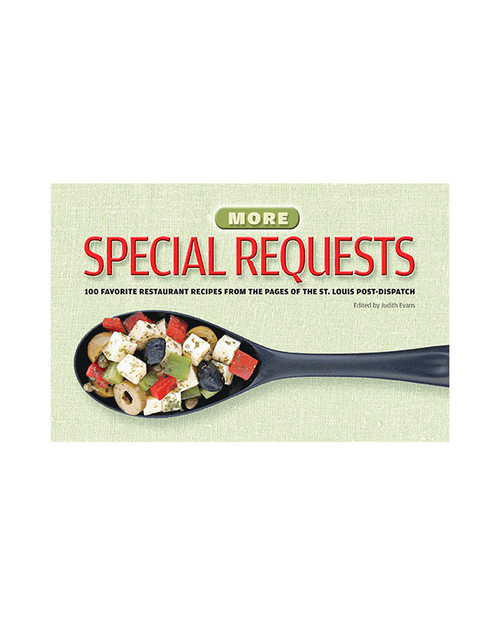 More Special Requests Cookbook by St. Louis Post Dispatch