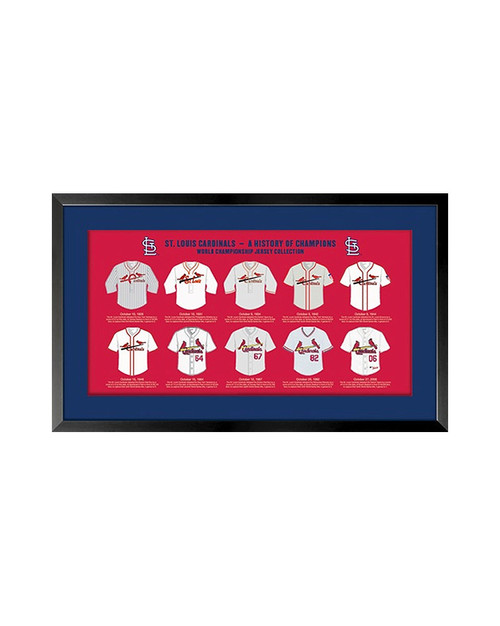 St. Louis Cardinals - A History of Champions
