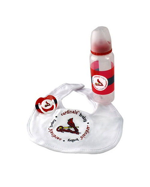 St. Louis Cardinals Baby Set