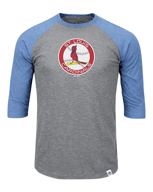 Men's St. Louis Cardinals Two To One Margin T-Shirt
