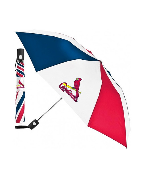 St. Louis Cardinals Auto Folding Umbrella