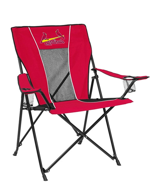 St. Louis Cardinals Folding Game Time Chair