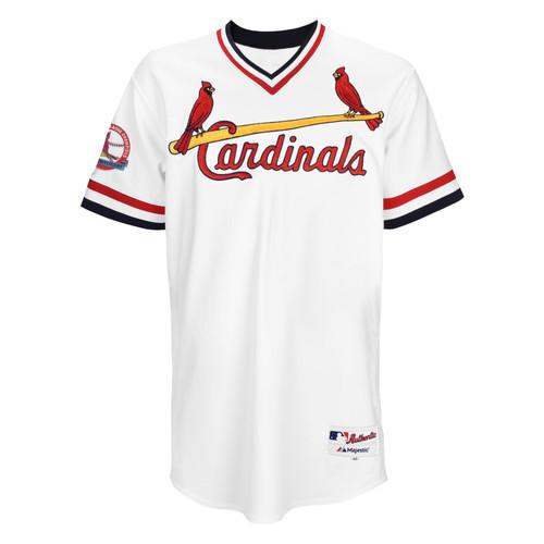 St. Louis Cardinals 1985 Men's Authentic Jersey