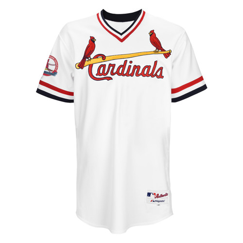 St. Louis Cardinals 1985 Men's Authentic Jersey