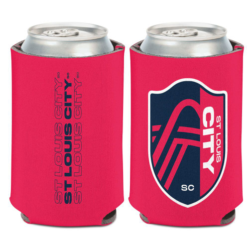 "Full color imprinted 12 oz. can cooler with an imprint area of 4"" x 8"" made with 1/8"" high density foam. Made in the USA."