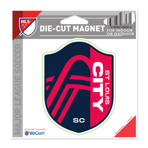 "Before the game begins, add this 4.5"" x 6"" die-cut magnet to your vehicle or home appliance for the perfect way to spread your team pride. Made for indoor or outdoor use, this spirited accessory will serve as a long-lasting tribute to your devotion to the team. Made in the USA. Officially licensed."