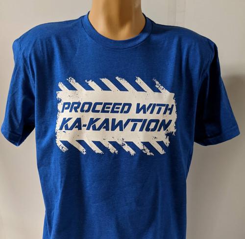 St. Louis BattleHawks Proceed with Ka-Kawtion T-Shirt