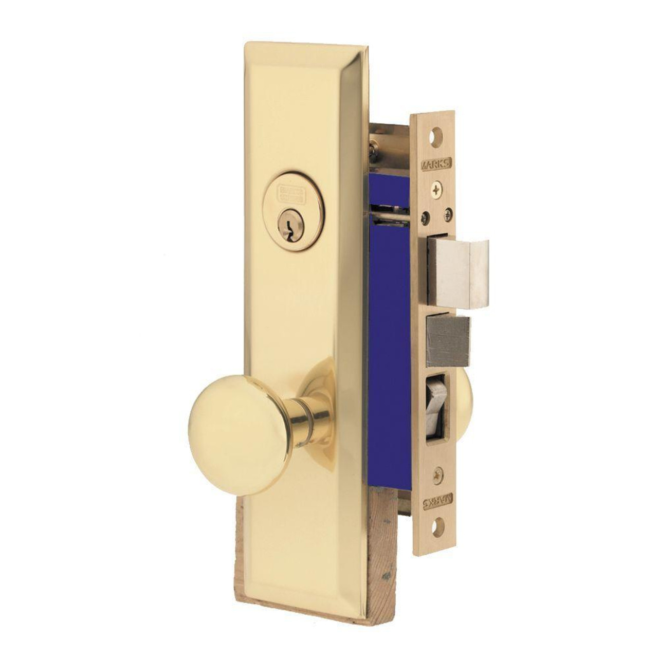 Marks Metro Apartment Mortise Lockset 114 Series