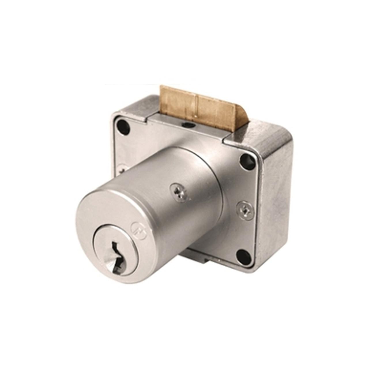 Olympus Lock 754lc 26d 1 3 8 Sargent Cabinet Door Lock Less Cylinder