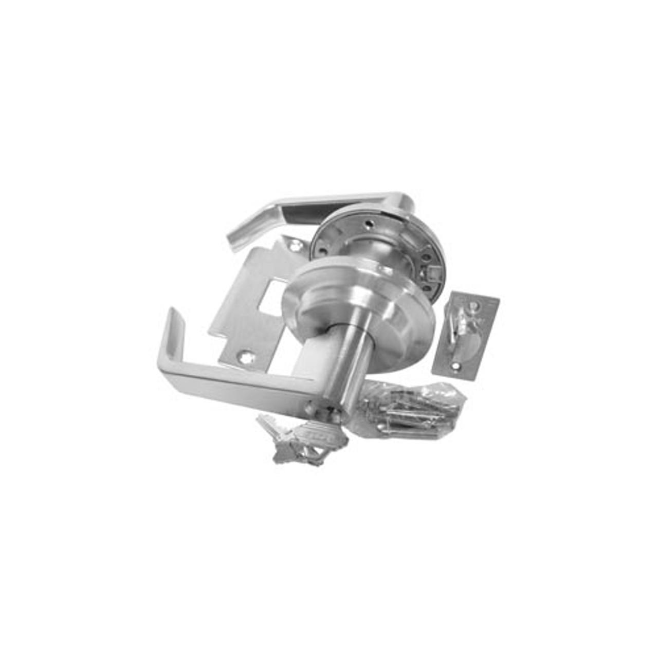 Parker Hardware # 4 Aluminum Heavy Duty Door Closer S