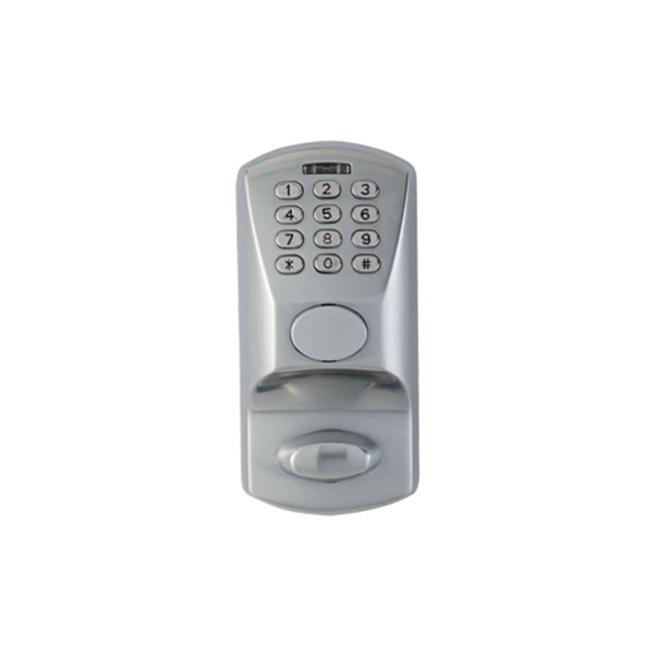 Kaba E-Plex E1502 Electronic Deadbolt Lock With Key Override on