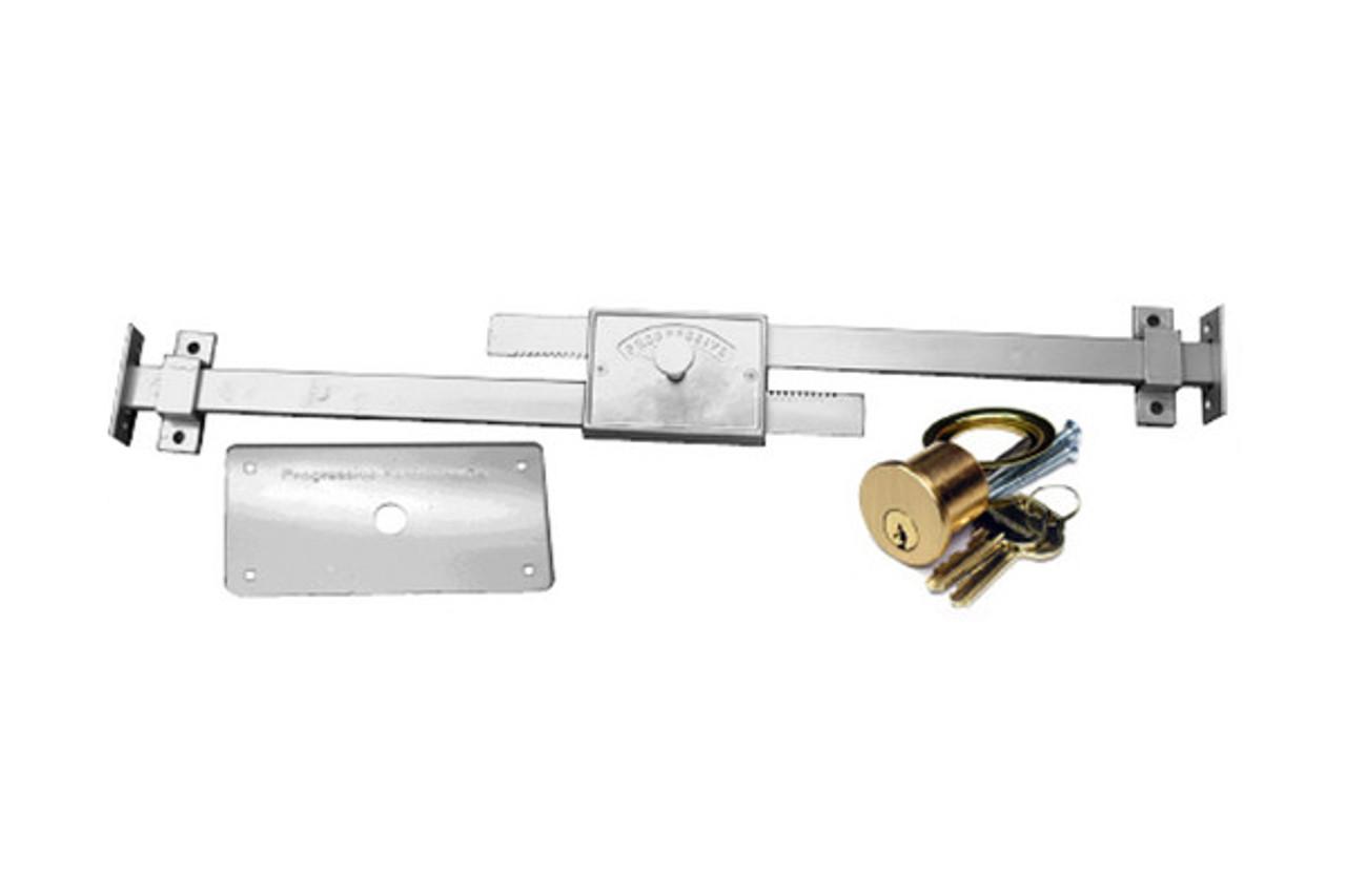 Fox Police Lock Dbl 01 36 By Progressive Hardware
