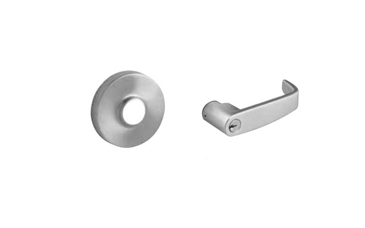 Sargent 28-10G38 LL 26D Classroom Security Grade 1 Cylindrical Lever LL  Design