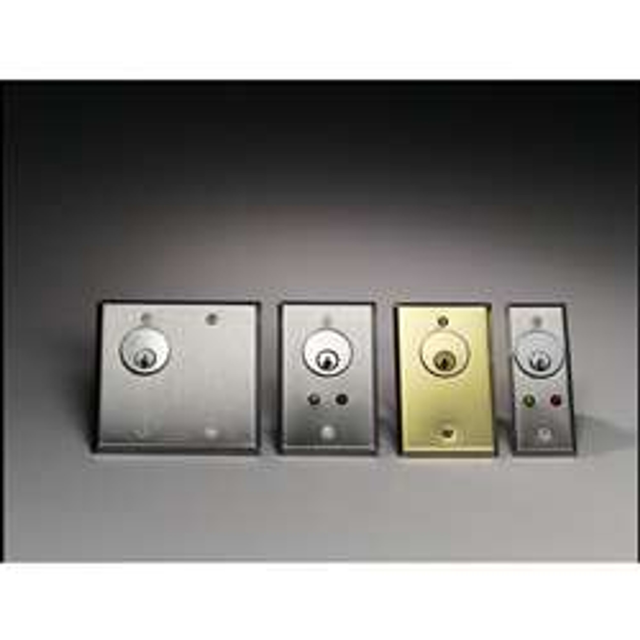 Dortronics 5141 24xkxl 5100 Series Key Switch Controls